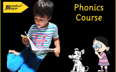 NumberNagar® Phonics Kit Companion Course