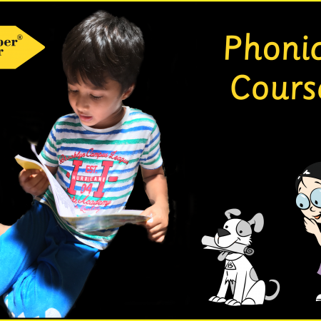 NumberNagar® Phonics Kit Companion Course